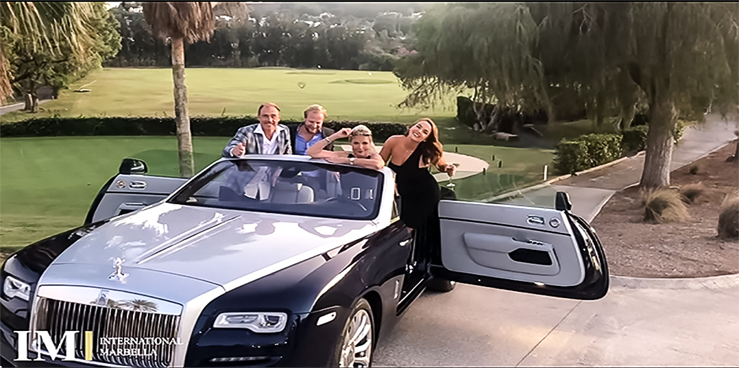 Rolls Royce Launch – Marbella's Definition of Luxury