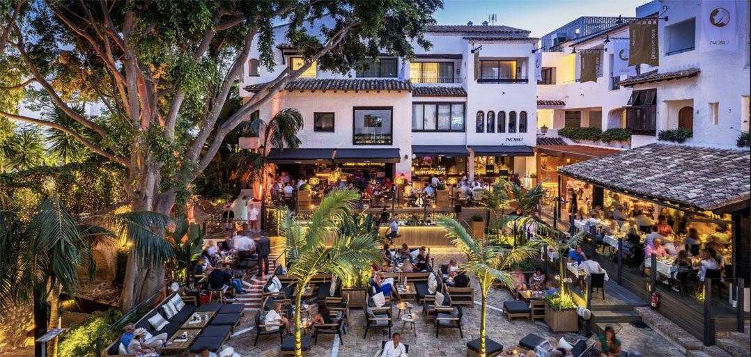 The long awaited birth of Boutique Hotel Nobu Marbella