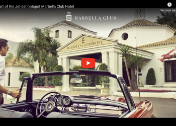 The Start of the Jet-Set Hotspot Marbella Club Hotel
