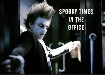 Spooky Times in the Office... Happy Halloween