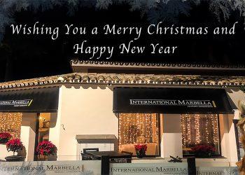 Merry Christmas From International Marbella